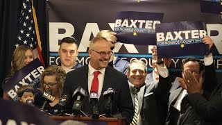 Baxter for Sheriff Campaign Announced