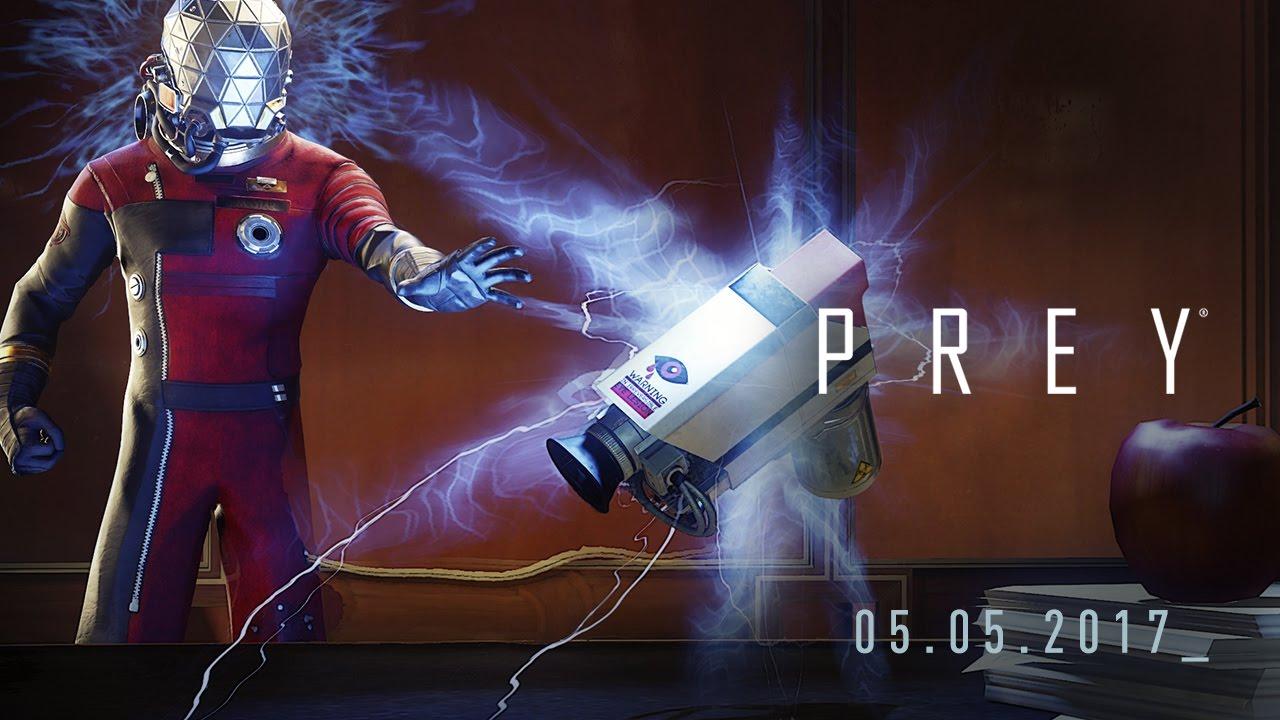 Prey - Giocare con i poteri