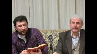Muhakemat Dersleri 1 (04. 01. 2013) (Anlatan: Mahmud Çanga)
