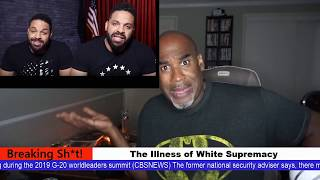 The White Supremacy of Conservative Twins Part 1 of 3