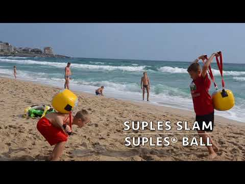 Suples® Workout at the Black Sea