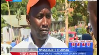 NASA to hold rally in Chuka in a bid to woo Tharaka Nithi County