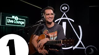 Panic! At The Disco   Say Amen (Saturday Night) In The Live Lounge