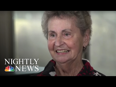They Expected For Her To Die, But Now, She's Back Home And Back To Life | NBC Nightly News