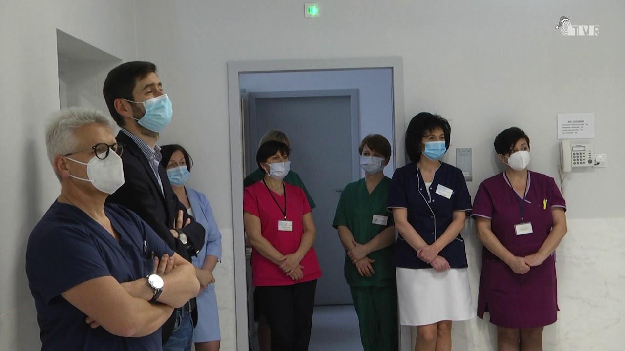 Otwarcie nowego bloku operacyjnego w sieradzkim szpitalu