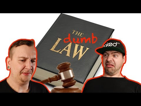 Dumbest Laws Ever Part 2