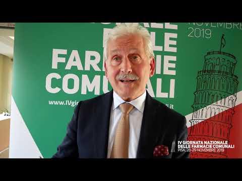 Intervista al Segretario Generale Francesco Schito - IV Giornata Nazionale delle Farmacie Comunali - Pisa 28 e 29 novembre 2019
