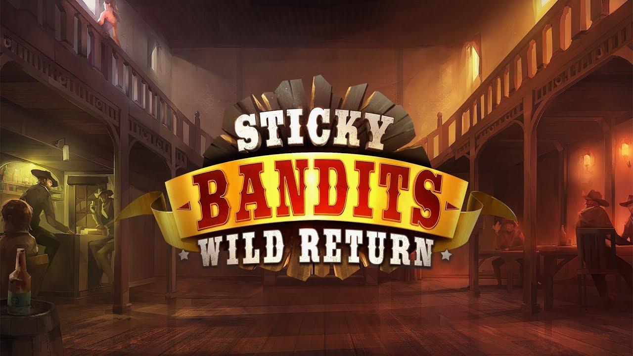 Sticky Bandits: Wild Return från Quickspin