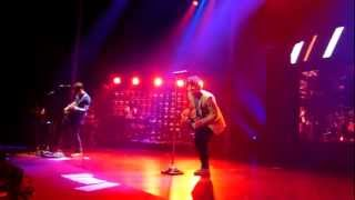 Goodnight & Goodbye: Jonas Brothers Pantages Theater (11/28/12)