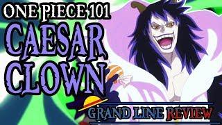 Caesar Clown Explained | One Piece 101