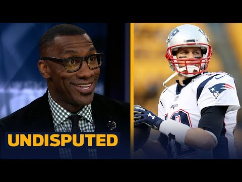 Shannon Sharpe gives Tom Brady an 'F' for performance against the Steelers   NFL   UNDISPUTED