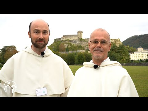 Fr. Philippe Verdin interviewe Fr. Franck Dubois... et ses anges !