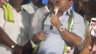 Bz Zameer Ahmed Khan  Challenging Speech