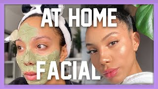 Do This Every Week For CLEAR SKIN | DIY Facial At Home