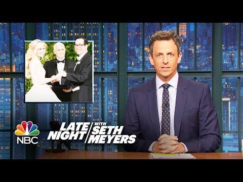VP Pence Officiates Wedding, World's Ugliest Dog - Monologue