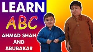 Cute Ahmad shah and Abubakar showing teaching Capabilities