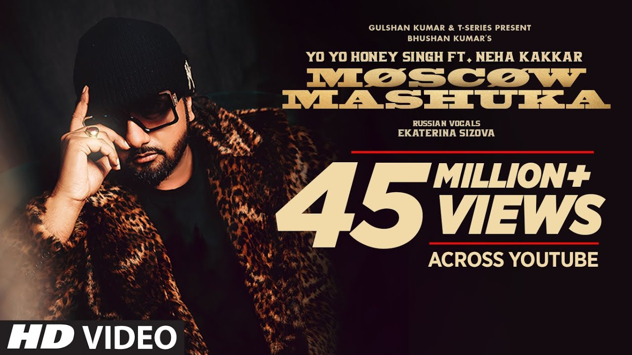 Moscow Mashuka Lyrics- Yo Yo Honey Singh ft. Neha Kakkar