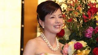 沢口靖子「『科捜研の女』が私を育ててくれた」第23回橋田賞授賞式#YasukoSawaguchi#HashidaAwards