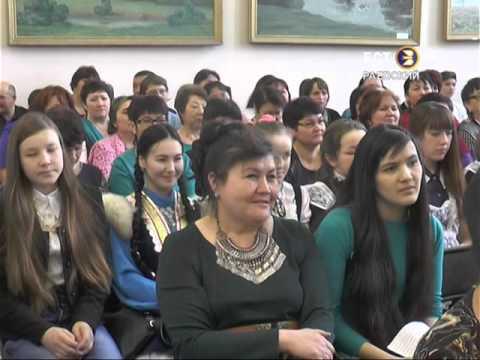 Творческая встреча с молодым писателем Баймухаметовым