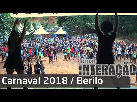 Carnaval 2018 / Berilo - INTERAÇÃO - 16-02-18