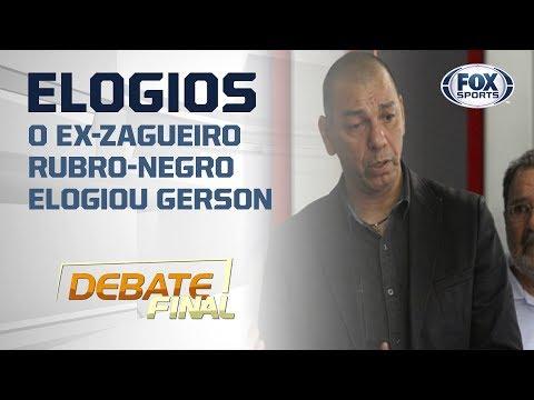 'É UM JOGADOR QUE NINGUÉM CONHECEU': Mozer rasga elogios a titular do Flamengo