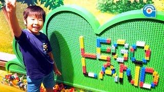 レゴランド・ディスカバリー・センター大阪に行ってきましたがっちゃんLEGOLANDDISCOVERYCENTEROSAKA