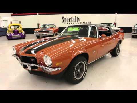 Video of '71 Camaro - KNX3