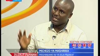 Michezo ya mashirika kung'oa nanga Nairobi kwa nia ya kuhimiza umoja wakati wa uchaguzi
