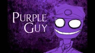 Purple Guy-gambling man