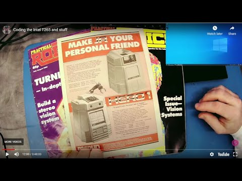 1983 Robot Magazines Show Robots Haven't Changed