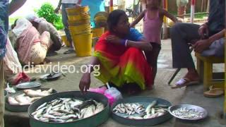Fish Market, Assam