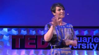 Eat for real change | Dr Joanna McMillan | TEDxMacquarieUniversity