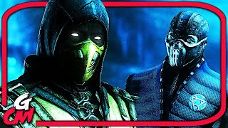Mortal Kombat X  Film Completo ITA Game Movie HD