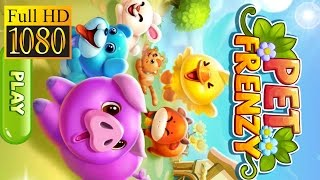 Pet Frenzy Game Review 1080P Official Droidhen Puzzle 2016