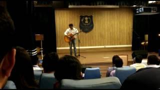 Saanson Ke   Live   KK   Cover   Kshanu