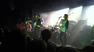 Johnny Flynn - Eyeless in Holloway(live @ Nottingham Rock City 5-10-10)