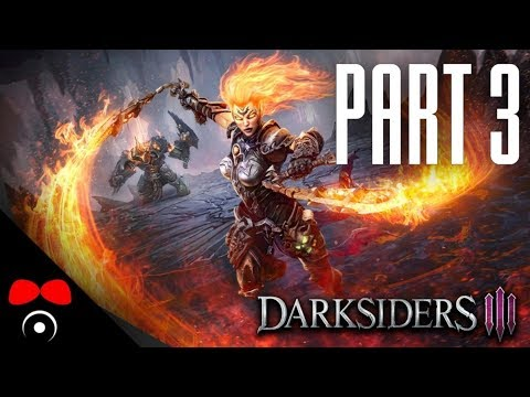 ERROR U BOSSE! | Darksiders 3 #3
