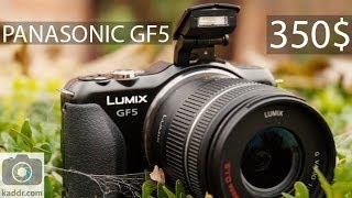 Panasonic GF5 - Обзор Недорогой Беззеркалки на