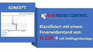 SONEX®T – Schallschutz für Transformatoren - Jetzt auch mit Brandschutzklassifizierung