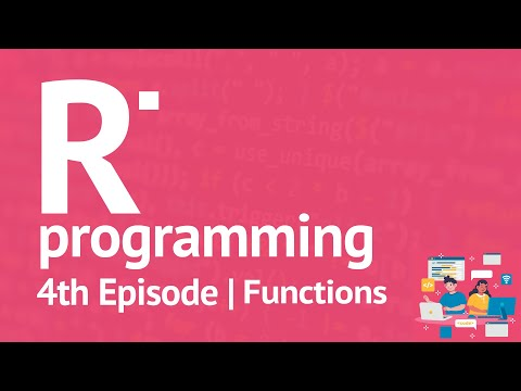 R Programming Series - 4th Episode, R Functions, Free R Online Tutorials