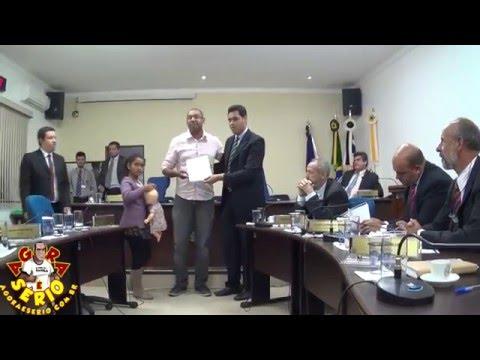 Tribuna Pedro Angelo dia 1 Março de 2016 - Moção de Congratulações