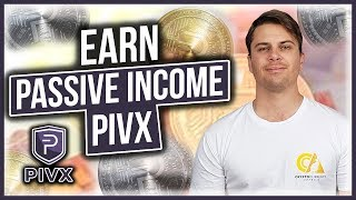 How to Earn Passive Income Staking with PivX Coin!