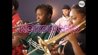 """Kokoroko """"Adwa"""" En Session Live Sur TSFJAZZ !"""