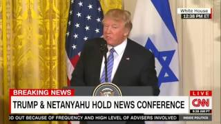 Trump declines to denounce wave of anti-Semitism 1