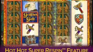 preview picture of video 'GRIFFINS GATE® at JACKPOT PARTY™'
