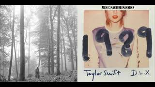 """""""August x Blank Space"""" [Mashup] - Taylor Swift"""