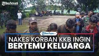 Nakes Korban KKB di Kiwirok Papua Ingin Pulang ke Kampung Halaman untuk Bertemu Keluarga