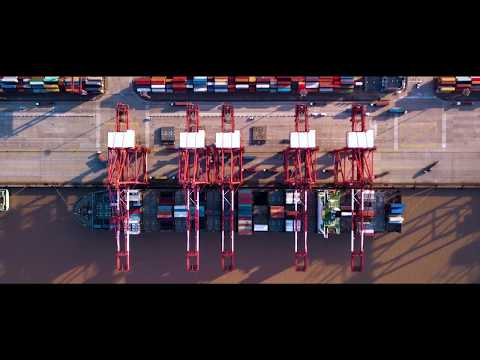 The world's  busiest port just got smarter with Cisco HyperFlex