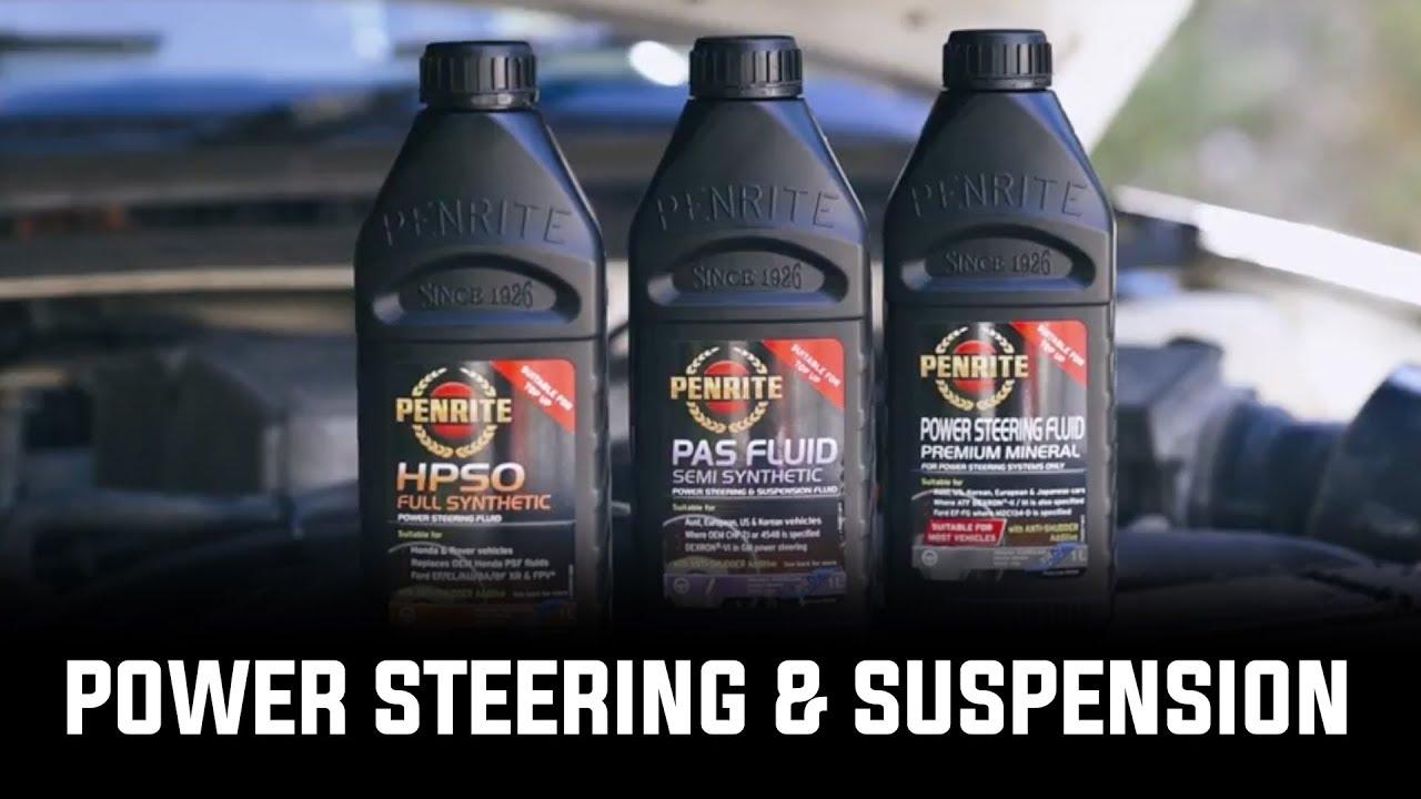 POWER STEERING FLUID | Penrite Oil