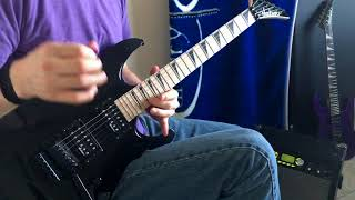 """""""To Hell With The Devil"""" by Stryper (Full Guitar Cover)"""